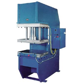C Frame Presses - Grimco Hydraulic Presses