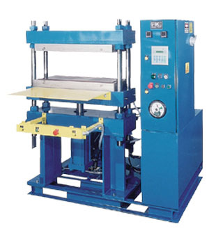 Compression and Molding Presses - Grimco Hydraulic Presses