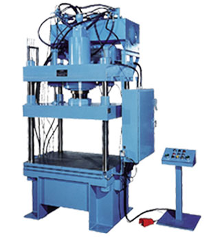 Metal Forming and Trim Presses - Grimco Hydraulic Presses